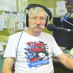 Roger Wrapson - Steam Fair FM Presenter