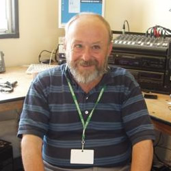 Tony Weaver - Steam Fair FM Presenter